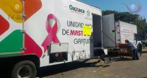 Llegan unidades móviles a Tuxtepec