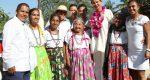 Ivette Morán continúa sus giras de trabajo, ahora en la Costa Oaxaqueña