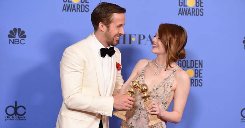 Estos son los ganadores de los Globos de Oro