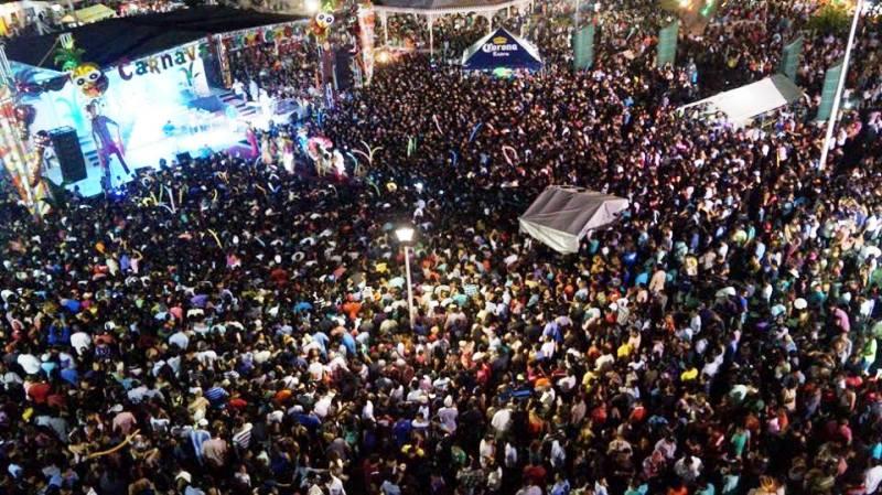 Ante contingencia por COVID-19, Carnaval, Fiestas de San Juan y Expoferia de Tuxtepec serán hasta junio