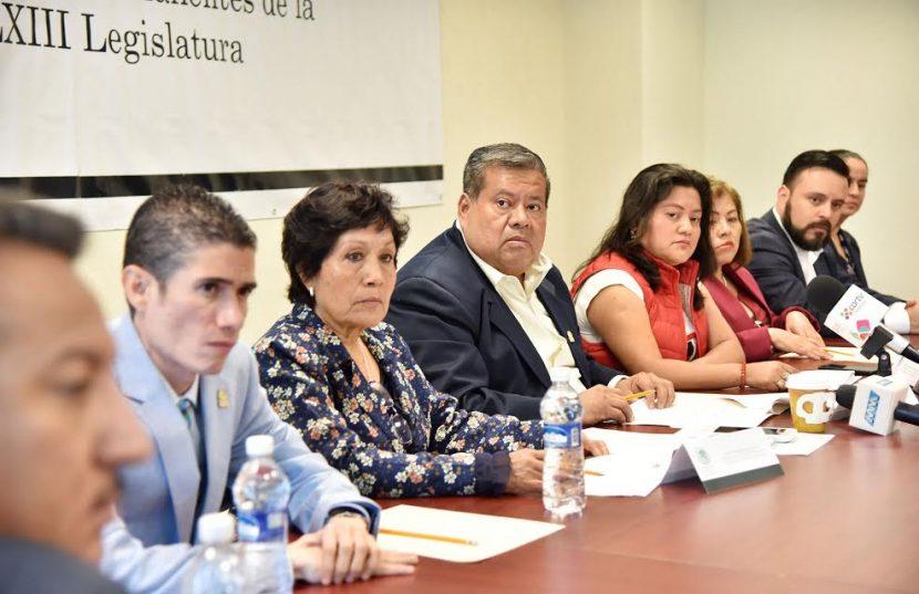 Atenderá Congreso Estatal a movimientos sociales