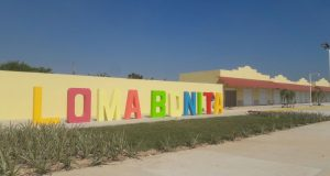 Sin funcionar aún el Corredor Turístico Comercial en Loma Bonita