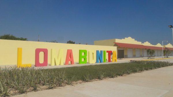 Sigue Loma Bonita, únicamente con 2 accesos a la cabecera