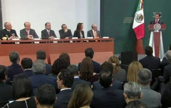 Relación México-EU se definirá en próximas semanas: Peña Nieto