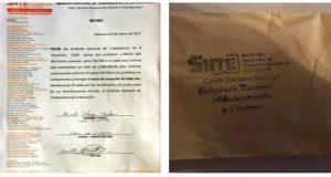 Dio SNTE 2.5 mdp a delegados de la Sección 22 para relevo sindical