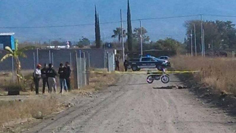 Torturan y asesinan a dos individuos en comunidad de Etla, Oaxaca