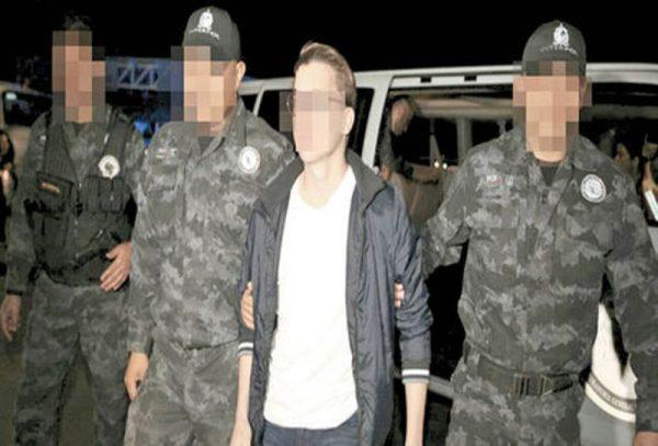 """Diego Cruz uno de los """"porkys"""" estará preso en el """"Penalito"""" de Veracruz"""