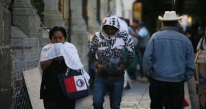 Pronostican frío intenso para Oaxaca