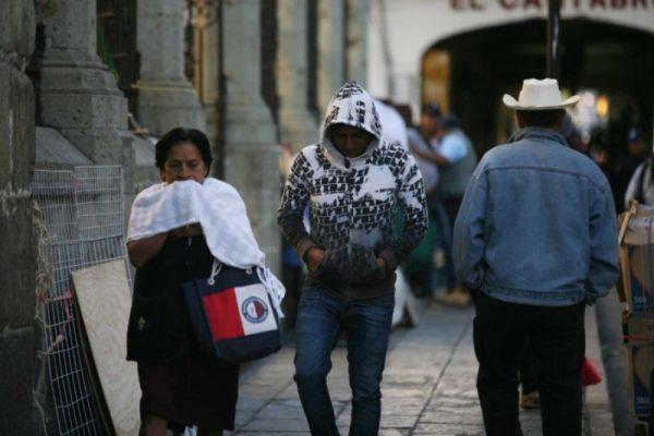 Alerta Gris para Veracruz, por el Frente Frío No. 13