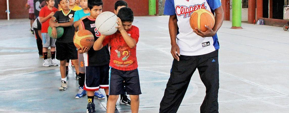 Buscan talento basquetbolista en Oaxaca