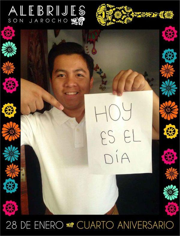 Grupo Alebrijes celebra hoy 4 años con Fandango en Tuxtepec