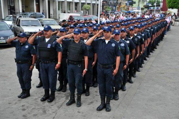 Por déficit de 40 policías en Tuxtepec, abren convocatoria de contratación