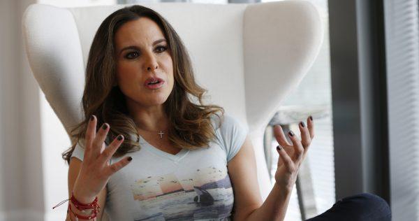 El Gobierno de México me persigue sólo porque soy mujer: Kate del Castillo