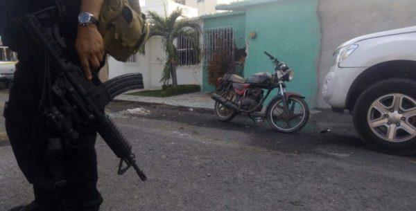 Enfrentamiento en Veracruz deja dos presuntos delincuentes muertos