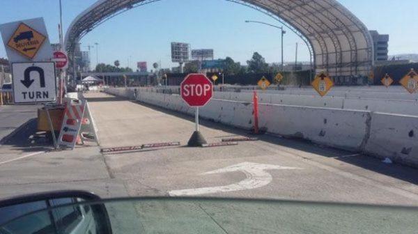 Migrante deportado se suicida al cruzar puente en Tijuana