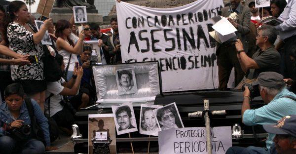 Sitúan a Veracruz como el más peligroso para periodistas en América