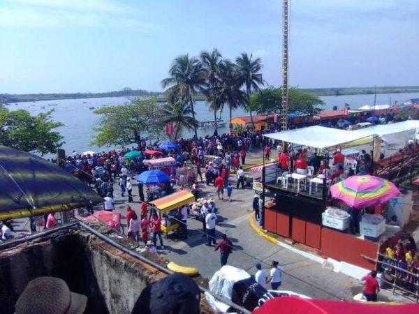 #FOTOS Así se vive la fiesta de la Candelaria en Tlacotalpan