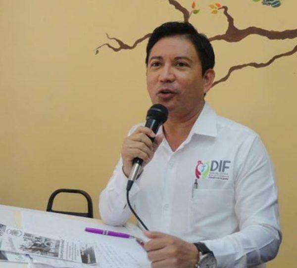 Quitan a Gaudencio Ortiz de la Dirección del DIF en Tuxtepec