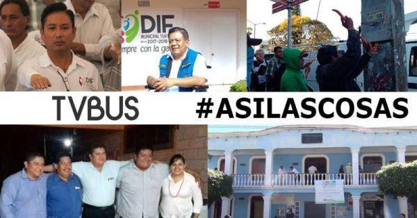#AsíLasCosas: Empiezan a rodar cabezas en el ayuntamiento/Los maestros,  la investigación y el desvanecimiento de datos
