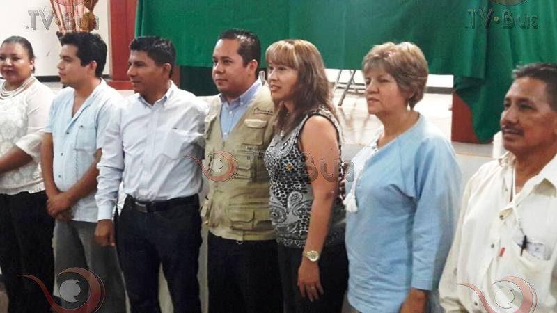 """Conforman """"Red tuxtepecana de municipios por la salud"""""""