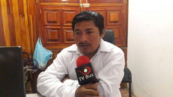 Sin acreditaciones funcionarios de Valle Nacional