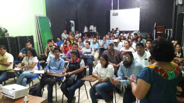 Con talleres, se busca fortalecer proyectos e incrementar el empleo en jóvenes emprendedores