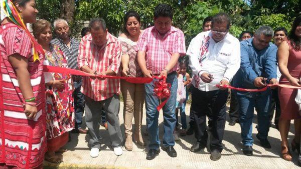 Inauguran Centro Cultural para las Artes y Tradiciones de la Casa del Pueblo en Chiltepec