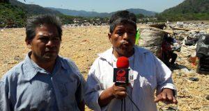 Candidato denuncia proselitismo en la Catarino Torres
