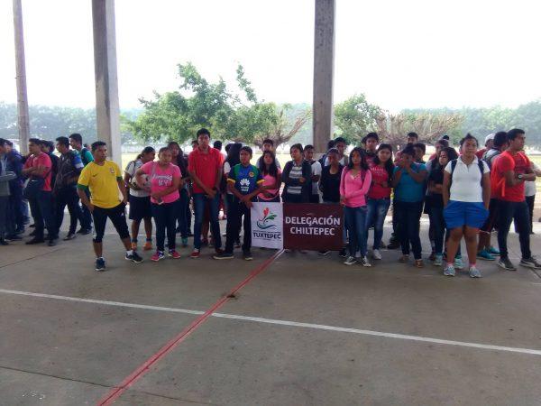 Más de 250 deportistas representarán a Tuxtepec, en olimpiadas estatales