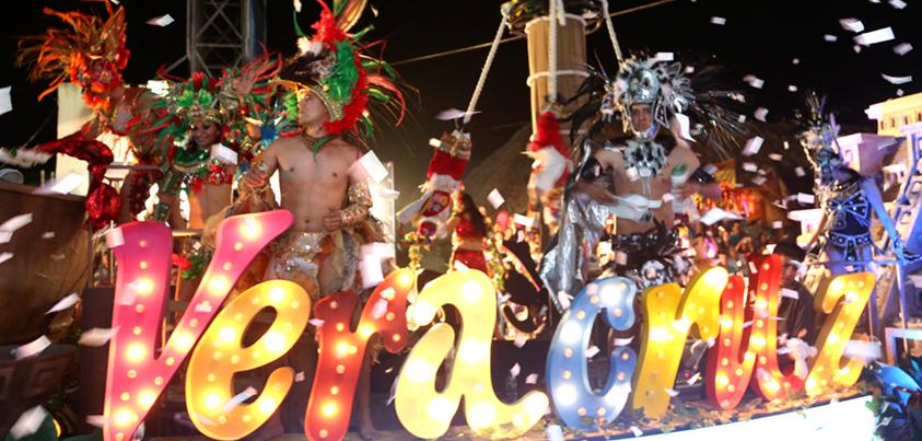 ¡Este miércoles inicia el Carnaval de Veracruz!