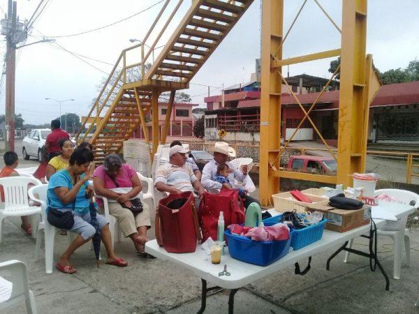 Irineo Molina continúa con las jornadas de salud en el distrito 03