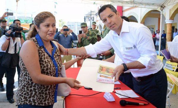 Inicia Alejandro Murat Campaña de Canje de Armas de Fuego 2017