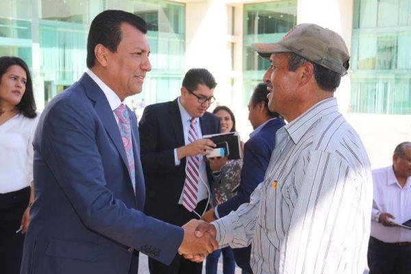Contribuir en beneficio de los municipios de Oaxaca una de mis principales tareas: Dip Samuel Gurrión