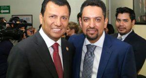 Con el nuevo Delegado Federal de STyPS, Omar Acevedo, Oaxaca avanzará en el sector laboral: Diputado Samuel Gurrión