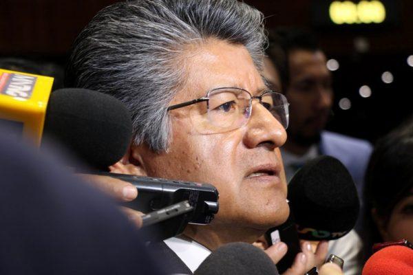 Necesario revelar conversación Peña-Trump: Martinez Neri