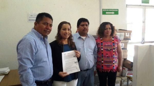 DIF Tuxtepec y Estatal firman convenio de asistencia alimentaria a comunidades