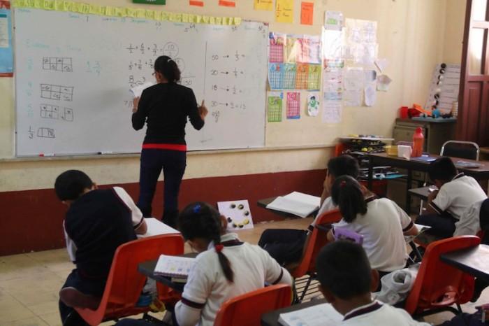 Regresan a clases con Nuevo Modelo educativo