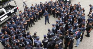 Policía municipal de Tuxtepec incompleta, urge contratar 60 elementos