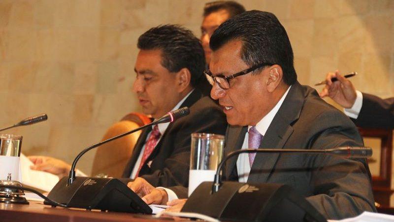 Vigilará Congreso del Estado transparencia y rendición de cuentas por parte de los servidores públicos: Diputado Samuel Gurrión