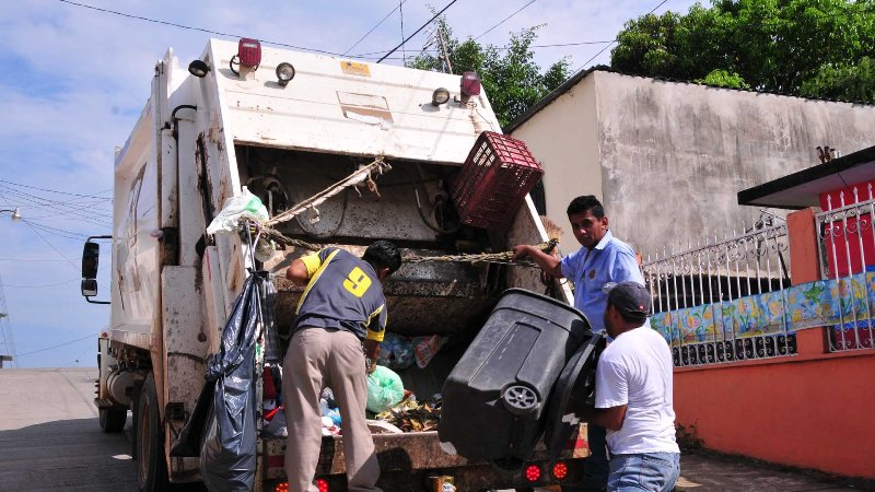 Contará Santa Úrsula con servicio de recolección de basura