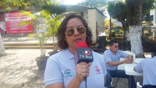 SUTDCEO toma instalaciones del CONALEP Tuxtepec