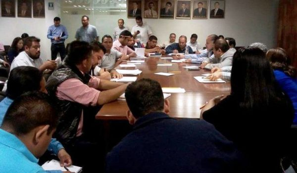Nada satisfactorio con Murat en las mesas de negociación: S-22