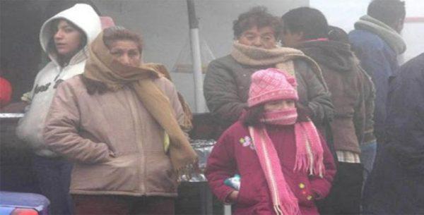 Continuará dominando ambiente frío en Oaxaca