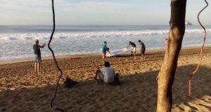 Localizan cuerpo de turista alemana en Zipolite, Oaxaca