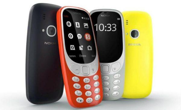 El Nokia 3310 regresa para imponerse en la era de los smartphones
