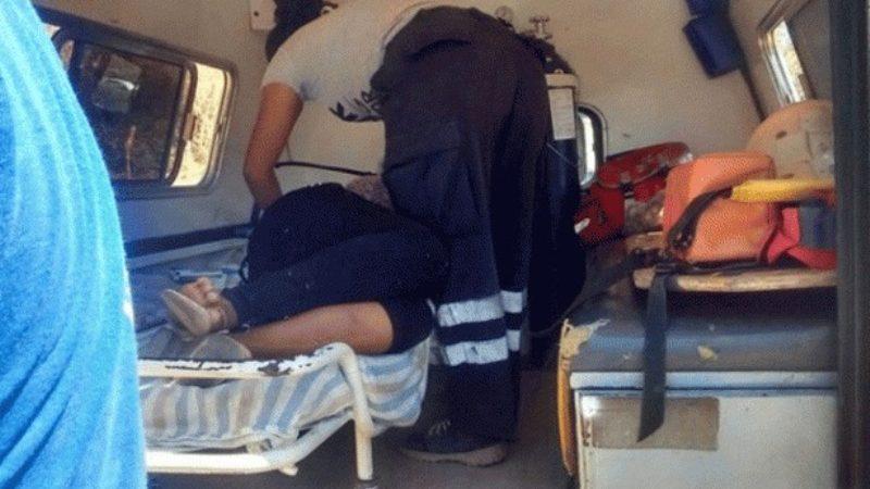 Volcadura en Oaxaca deja 12 peregrinos lesionados