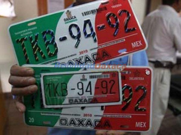 Usuarios saturan oficinas de SEVITRA por placas