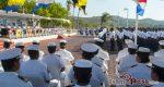 Realiza marina ceremonia de bienvenida a conscriptos en Salina Cruz