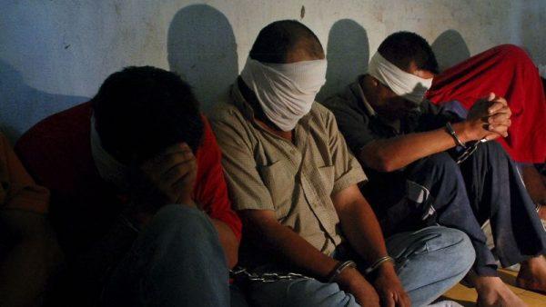 La UECS rescata a víctima de secuestro en Huajapan de León; hay 4 detenidos