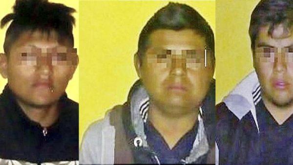Capturan a presuntos secuestradores de menor en la Mixteca